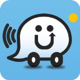 Waze Free GPS Navigation Review : easy.  friendly.  fun!