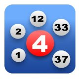 Mega Millions & Powerball Review : solid app